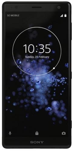 Sony H8266 Xperia XZ2 Dual liquid black